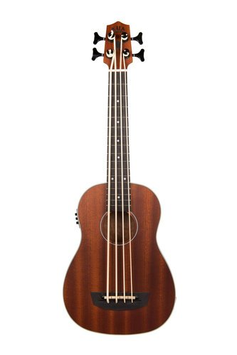 Kala UBASS-PSGR-FS Acoustic-Electric Fretted U•Bass with Bag UBASS-PSGR-FS