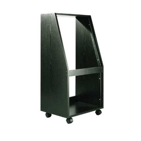 """Chief Manufacturing ER12/8 8 space (14"""") vertical, 12 space (21"""") slanted top rack ER12/8"""