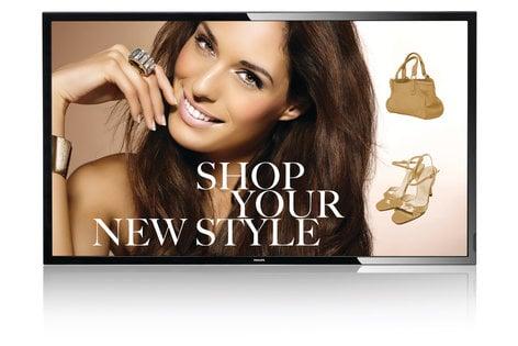 "Philips Commercial 49BDL3050Q 49"" 4K UHD Ultra HD Q-Line Video Display 49BDL3050Q"