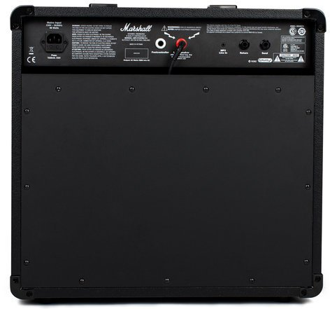 "Marshall M-MG50GFX-U MG50FX Guitar Amplifier, 50 Watt 1x12"" Solid State Amplifier M-MG50GFX-U"