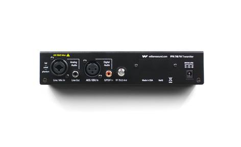Williams Sound FM-457-PRO FM 457 PRO FM-457-PRO