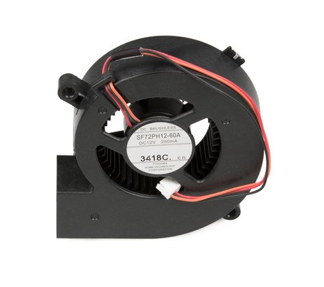 Panasonic L6FCYYYH0038 Right Lamp Fan Assembly for PT-D6000 L6FCYYYH0038