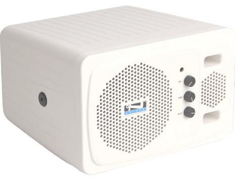 Anchor AN135+ Powered Speaker, White AN135+