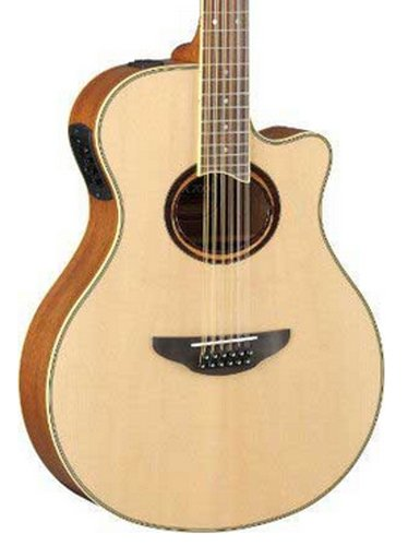 Yamaha APX700II-12-NATURAL APX Series Guitar, 12 String APX700II-12-NATURAL