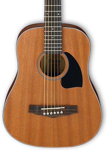 Ibanez PF2MHOPN Open Pore Natural PF Performance Series 3/4-Sized Dreadnought Acoustic Guitar PF2MHOPN