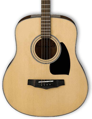 Ibanez PFT2NT Natural High Gloss PF Performance Series Tenor Acousitc Guitar PFT2NT