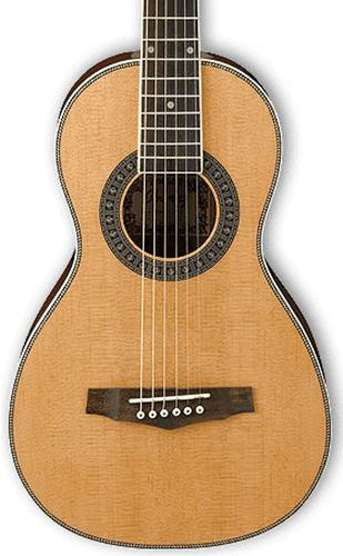 Ibanez PN1NT Natural High Gloss PF Performance Series Parlor Acoustic Guitar PN1NT