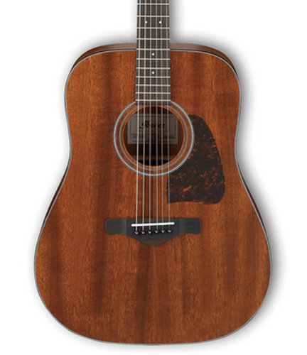 Ibanez AVD9MHOPN Artwood Vintage Thermo Aged Dreadnought Acoustic Guitar - Open Pore Natural AVD9MHOPN