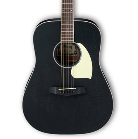 Ibanez PF14WK Performance Dreadnought Acoustic Guitar - Weathered Black PF14WK