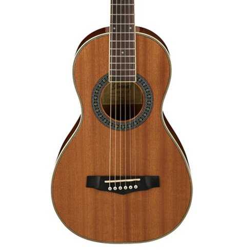 Ibanez PN1 Performance Parlor Acoustic Guitar - Natural High Gloss PN1MHNT
