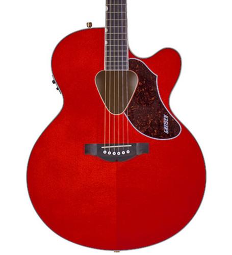 Gretsch Guitars G5022CE Rancher Jumbo Cutaway Electric Savannah Sunset Jumbo Cutaway Acoustic/Electric Guitar G5022CE