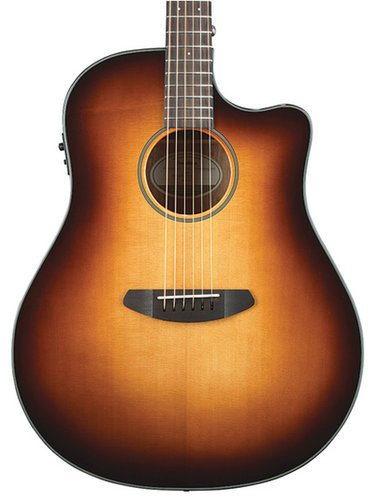 Breedlove Discovery Concert CE SB Acoustic-Cutaway Electric Guitar with Sunburst Finish DISC-CONCRT-CE-SB