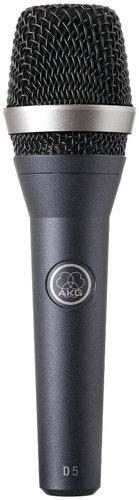 AKG D5 Dynamic Vocal Microphone D5