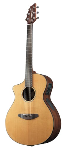 Breedlove Solo Concert LH Left-Handed Acoustic-Electric Guitar SOLO-CONCERT-LH