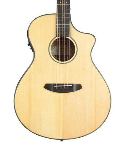 Breedlove Discovery Concert CE Acoustic-Cutaway Electric Guitar DISC-CONCRT-CE
