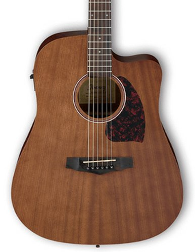 Ibanez PF12MHCE Performance Dreadnought Acoustic Electric Guitar - Open Pore Natural PF12MHCEOPN