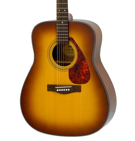 Yamaha Gigmaker Standard Acoustic Guitar Package, Tobacco Brown Sunburst Finish GIGMAKER-STD-TBS