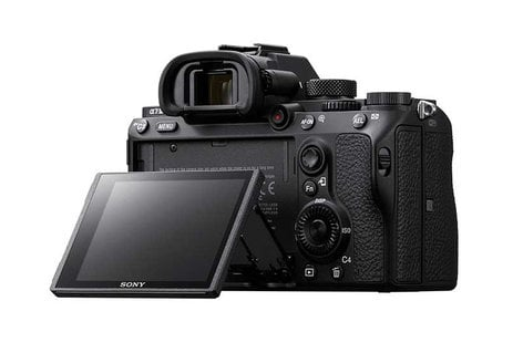 Sony ILCE7M3/B Alpha a7 III ILCE-7ME 24.2MP Full Frame Mirrorless Camera in Black - Body Only ILCE7M3/B