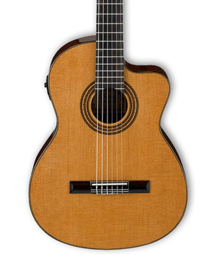 Ibanez GA6CE Classical Acoustic Electric Acoustic Classical Nylon String GA Series w/Cutaway GA6CE