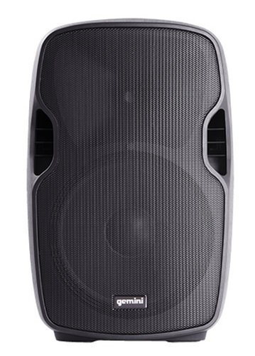 Gemini AS-12BLU 12-Inch, 2-way Powered Loudspeaker with Bluetooth AS-12BLU