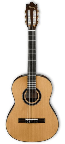 Ibanez GA15-1/2 Natural High Gloss 1/2-Size Classical Guitar GA15-1/2