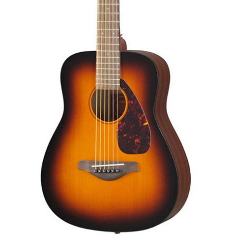Yamaha JR2 3/4-Scale Acoustic Guitar, Spruce Top And Mahogany Back And Sides