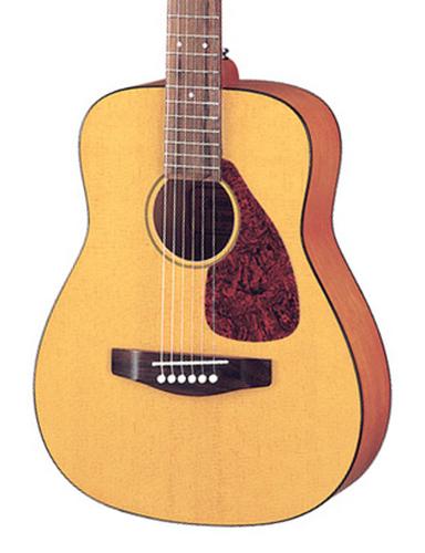 Yamaha JR1 3/4 Scale Acoustic Folk Guitar JR1