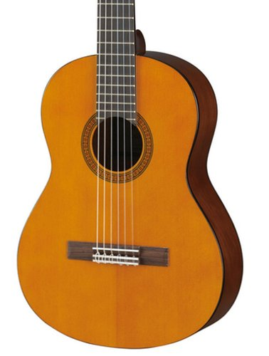 Yamaha CGS102AII Gloss Finish CGS Series 1/2-Scale Classical Acoustic Guitar CGS102AII