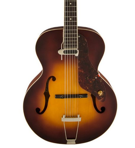 Gretsch Guitars G9555 New Yorker Archtop Guitar with Pickup G9555