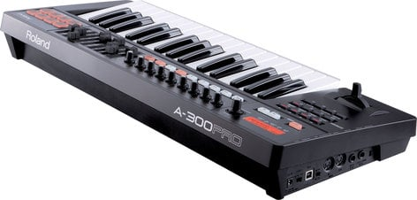 Roland A-300PRO Professional 32-Key USB MIDI Keyboard Controller for Mac or PC A300-PRO-R