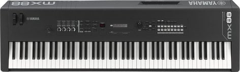 Yamaha MX88 BK 88-Key Music Synthesizer MX88BK