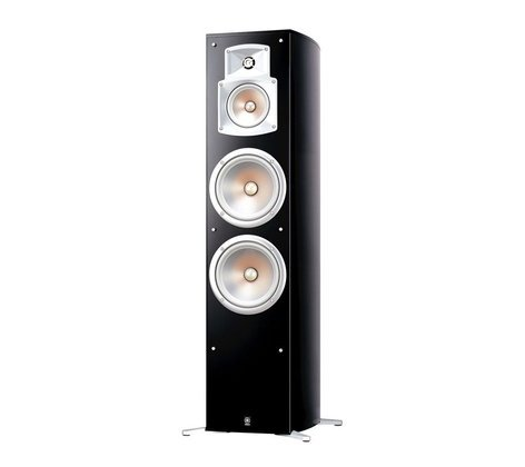 Yamaha NS-777 Floor Standing Home Theater Speaker, 250W NS-777