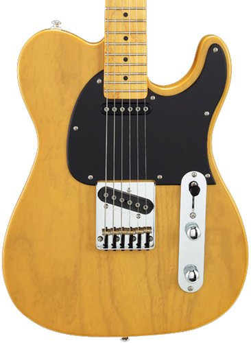 G&L Guitars ASAT Classic Butterscotch Blonde Tribute Series Electric Guitar ASAT-CLASSIC-BTB