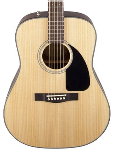 Fender DG-8S Acoustic Pack Acoustic Guitar Pack with Bag and Accessories 0950801121