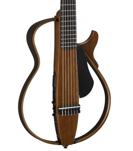 Yamaha SLG200N SILENT Nylon-String Guitar, Natural Finish SLG200N-NT