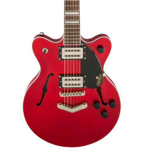 Gretsch Guitars G2655 Streamliner Series Center-Block Junior Double Cutaway HH Electric Guitar in Flagstaff Sunset Finish G2655