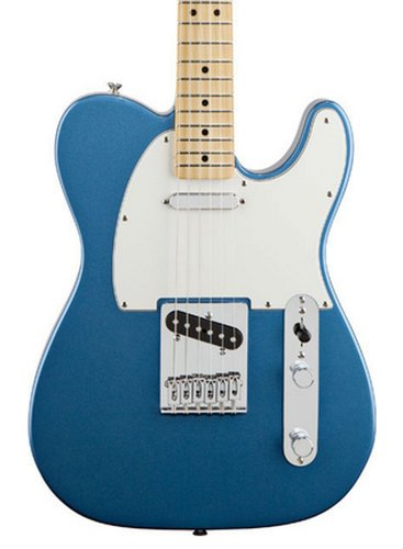 Fender Standard Telecaster Electric Guitar with Maple Fretboard TELE-STD-MN
