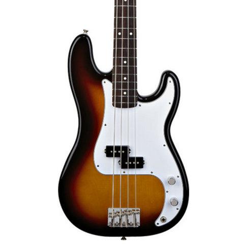 Fender Precision Bass Standard Bass Guitar, No Bag PBASS-STANDARD-BSB