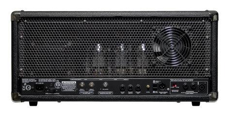 Ampeg SVT-VR 300W 70s-Era Vintage Reissue Tube Bass Amplifier Head SVTVR
