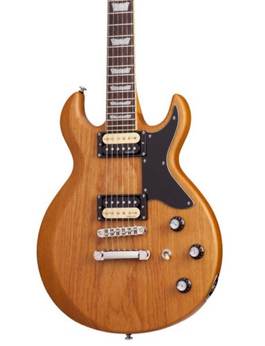 Schecter Guitars S-1 Electric Guitar with Aged Natural Satin Finish S-1-ANS