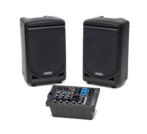 Samson XP300 ition 300W Portable PA with Bluetooth® XP300