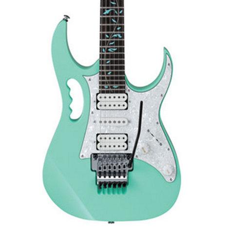 Ibanez JEM70VSFG Steve Vai JEM Electric Guitar in Sea Foam Green Finish JEM70VSFG