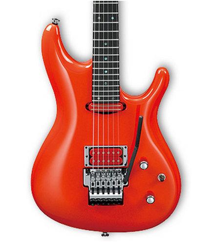 Ibanez JS2410MCO JS Series Muscle Car Orange Joe Satriani Signature Electric Guitar with Hardshell Case JS2410MCO