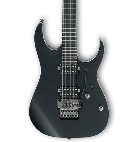 Ibanez RG6UCS RG Prestige Uppercut 6-String Electric Guitar with Case - Mystic Night Metallic Flat RG6UCSMYF