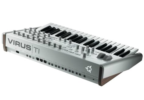 Access Music VIRUS-TI2-POLAR Virus TI2 Polar 37-Key Synthesizer VIRUS-TI2-POLAR
