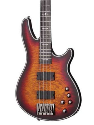 Schecter Guitars Hellraiser Extreme-4 Bass 4-String Bass Guitar HR-EXTREME-BASS4