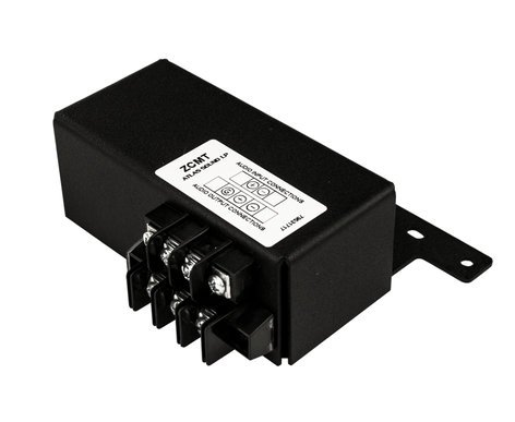 Atlas Sound ZC1PRO+ Single Output PoE+ IP Addressable IP-to-Analog Gateway Kit ZC1PRO+