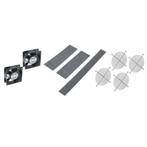 Middle Atlantic Products CWR-FKIT 95 CFM Fan Kit for CWR Series Racks CWR-FKIT