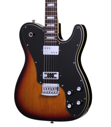 Schecter Guitars PT Fastback Guitar, Electric PT Fastback PT-FASTBACK