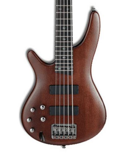 Ibanez SR505BML Brown Mahogany SR Series Left-Handed 5-String Electric Bass SR505BML